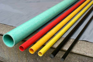 Bell Round Tube of GRP Pultruded Profiles