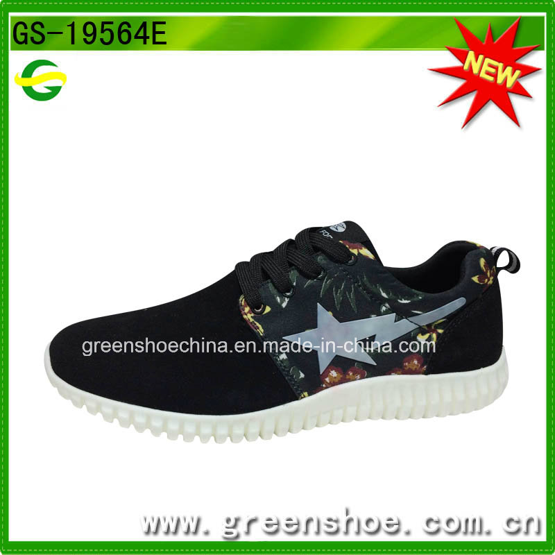 Cheap Customized Fashion Comfortable Durable Men Sports Shoes