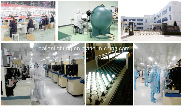 Hot Sale 3W LED Bulb with Alum and Plastic (GHD-B0342-X20)