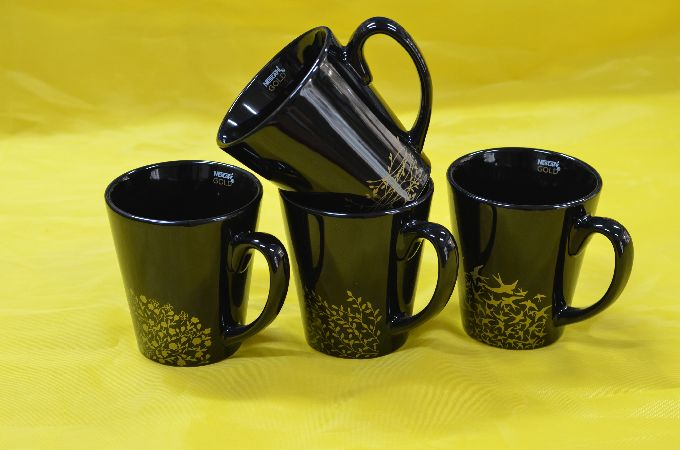 12oz Gold Promotion Mug