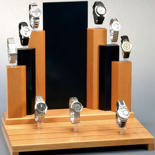 Pop Advertising Display, Store Acrylic Display Stand for Watch