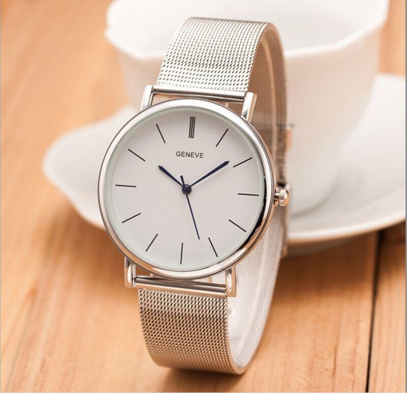 Fashion Geneve Watch with Netband