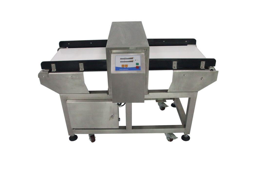 Rubber and Plastic Industry Conveyor Metal Detector