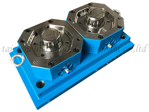 Plastic Thin Wall Food Container Mould (HY171)