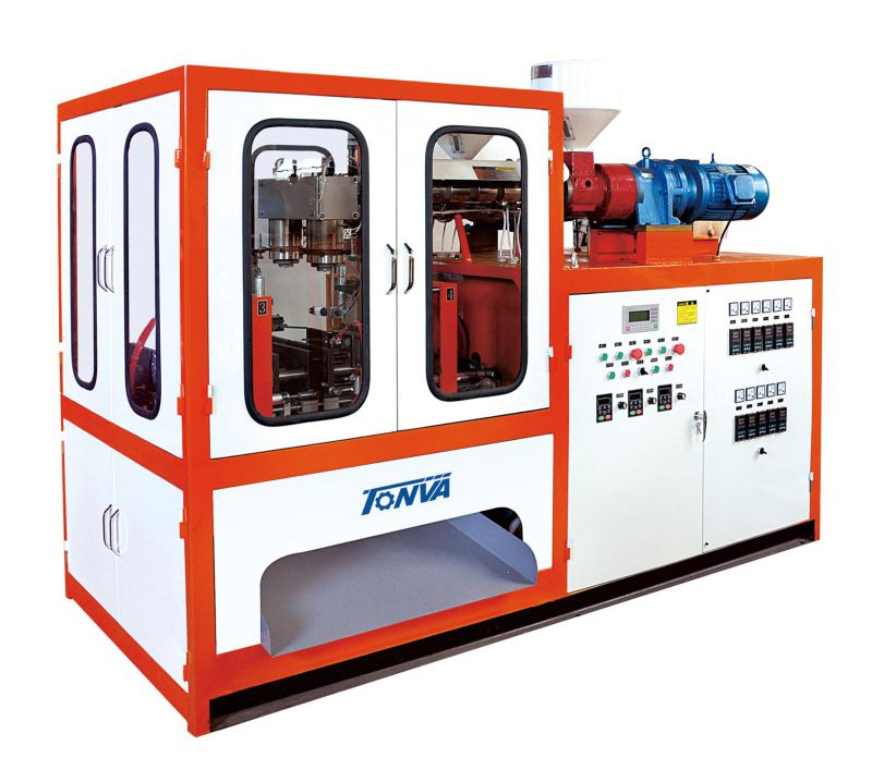Tonva Christmas Ball Four Station Blow Molding Machine