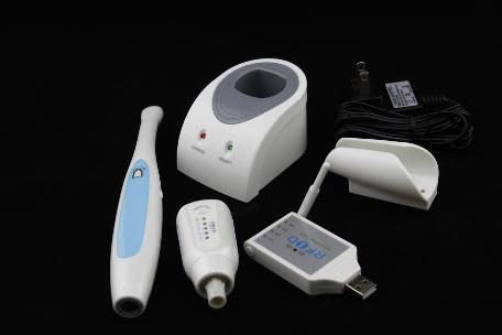 Wireless USB Intra Oral Camera with Pedestal Charge