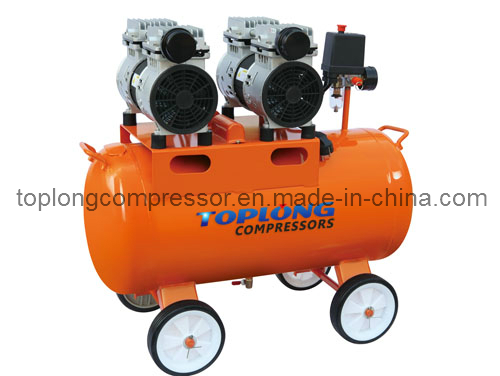 Oil Free Oilless Silent Dental Air Compressor Pump (Hw-3060)