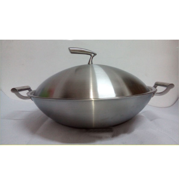 Hot New Kitchenware Pots and Pans with Handles Stainless Steel Cookware