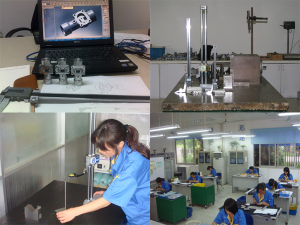 Precision CNC Machining Parts with Stainless Steel