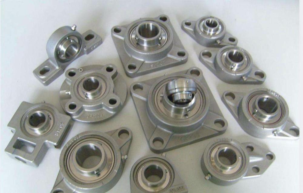 stainless steel bearing block