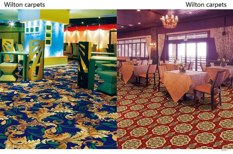 High Quality Wilton Wall to Wall Carpet