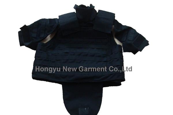 Military Army Combat Ballistic Tactical Vest Bulletproof Vest (HY-BA022)