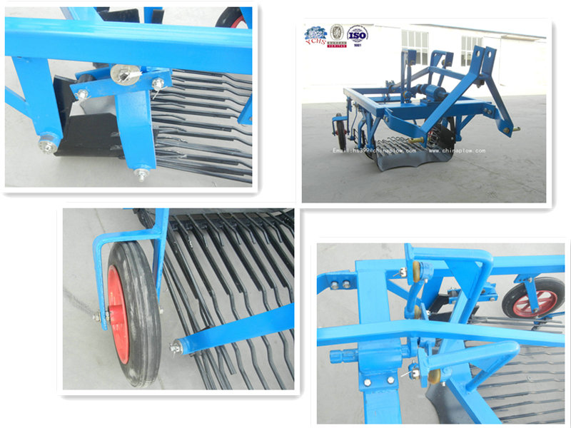 Best Price of Tractor Potato Harvester with High Quality