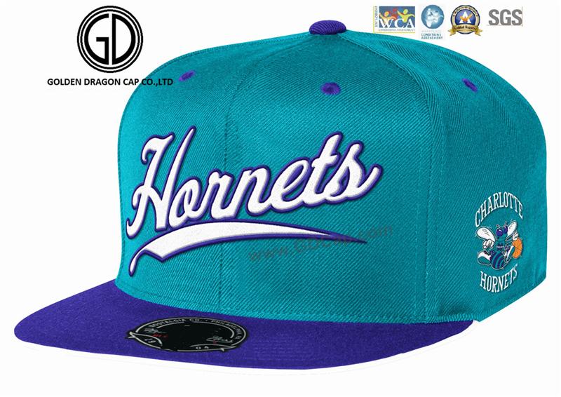 2016 3D Printing New Custom Era Snapback Hat Embroidery Baseball Caps