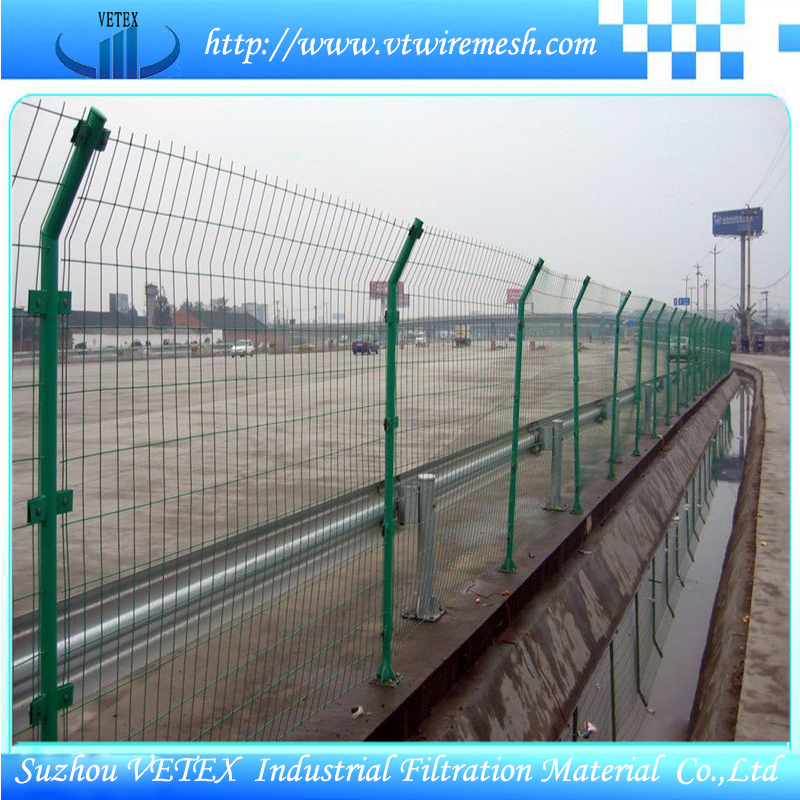 Suzhou Metal Fence Used for Traffic