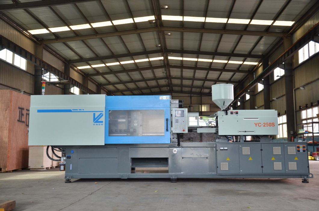 Ningbo Youcan 250ton Servo Motor Plastic Injection Molding Machine