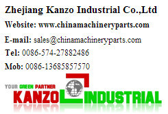 KANZO Made in China Milling Cutter with Sharp Teeth