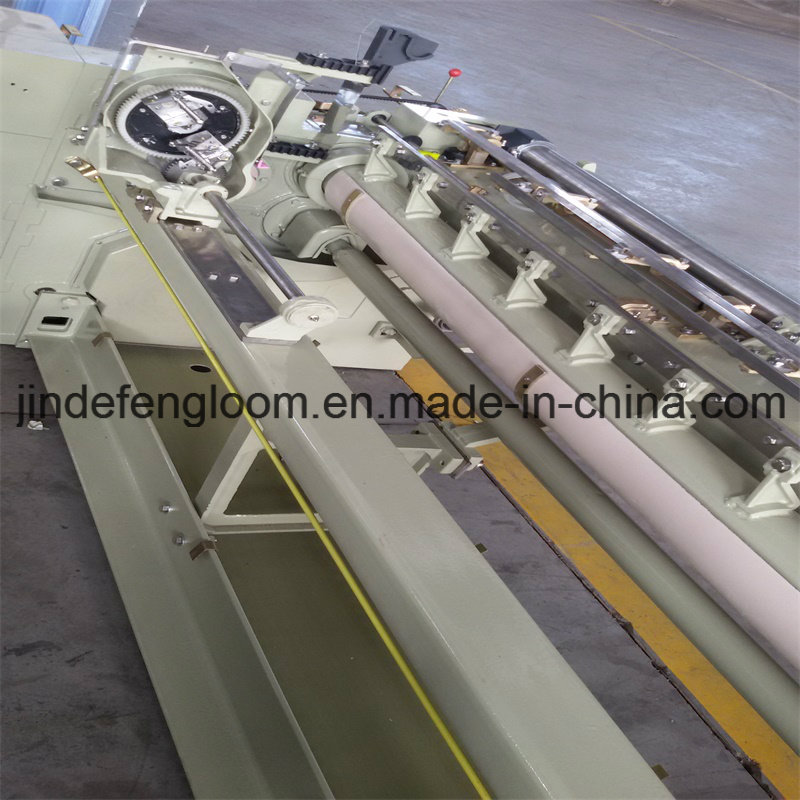 280cm Dobby Shedding Water-Jet Loom Double Nozzle Power Machine