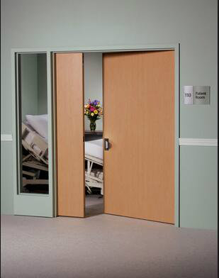 Patient Lounge House Ward Door