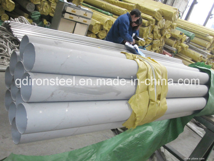 ASTM A312 Tp316L Annealed Stainless Steel Pipe with High Quality