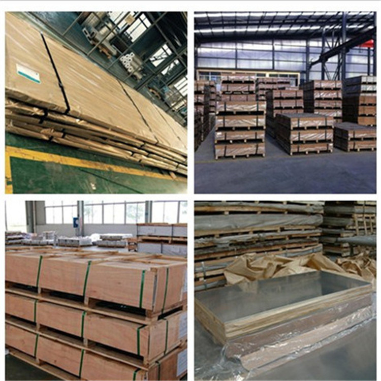 Anodized 5083 Grade Aluminum Alloy Sheet Plate for Construction