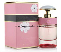 Perfume for Sexy Man with High Quality Red Flower Package and Nice Smell