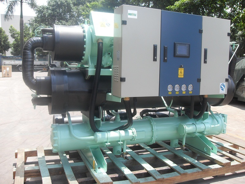 Double Screw Compressor Air Cooled Water Chiller/Heat Pump