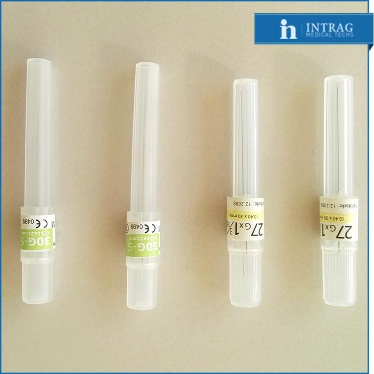 Dental Cartridge Needle