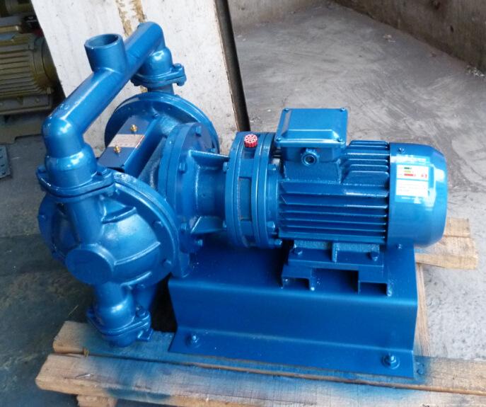 cast iron material diaphragm pump