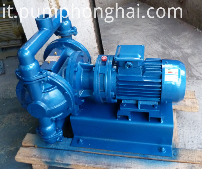 DBY cast iron material pump