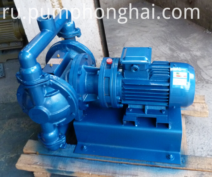 cast iron material diaphragm pump