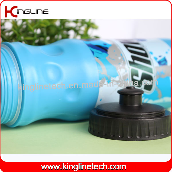 Plastic Sport Water Bottle, Plastic Sport Bottle, 700ml Plastic Drink Bottle (KL-6723)