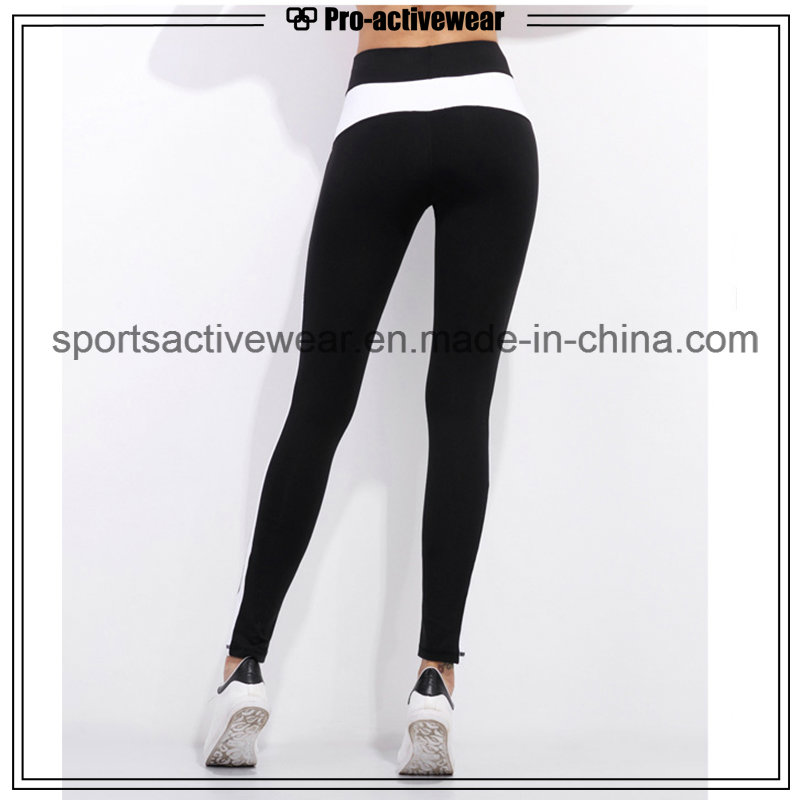 OEM 2016 New Design Custom Fitness Quick Dry Yoga Pants for Women