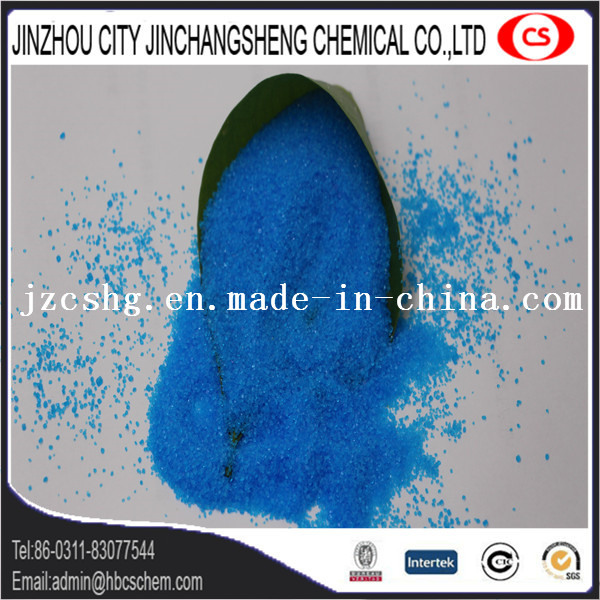 China Factory Price CuSo4 Copper Sulfate Crystal