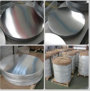 Non-Stick Aluminum/Aluminium Circle for Making Pots (A1050 1060 1100 3003)