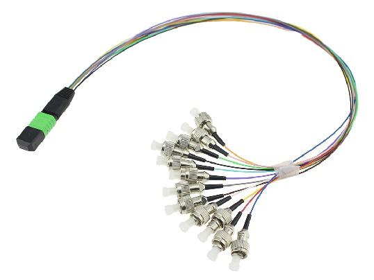 MPO-Sc Fiber Patch Cord MPO Truck Cable