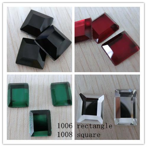 New 2016 China Flat Back Glass Beads Stones Diamonds Strass