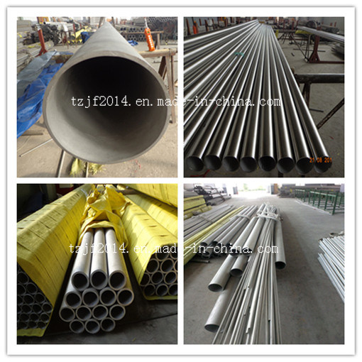 Ss304 Seamless Stainless Square Steel Tube