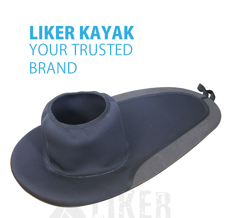 High Quality Kayak Spray Deck Customize as Cockpit Size