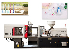 Cheap Plastic Injection Molding Machine for Plastic Product with Servo Motor &ISO9001&SGS&CE Certification Item Wmk-220