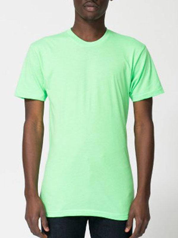 Premium Unisex Blend Fashion Tee 50/50 Blend Fluorescence T Shirt