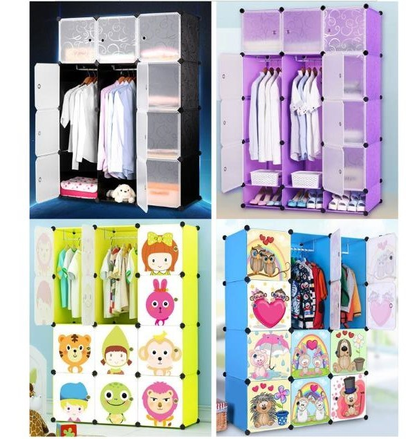 Shoe Cabinet Shoes Racks Storage Large Capacity Home Furniture DIY Simple Portable Shoe Rack (FS-08C) 2018