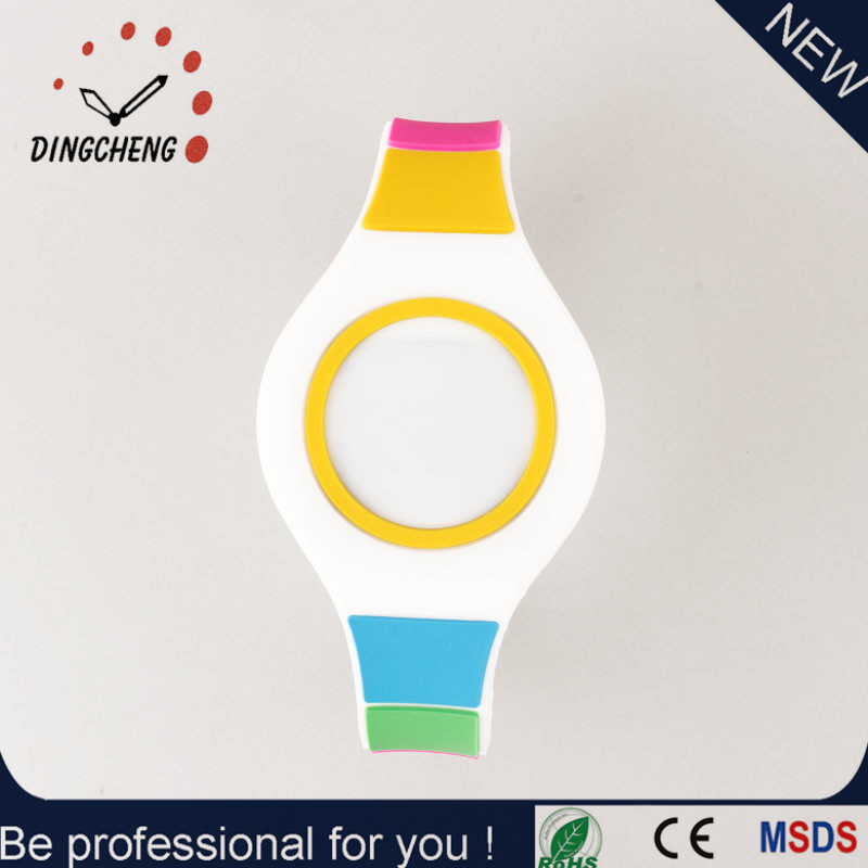2016 Hot Sell LED Lighting Wristwatch for Unisex's Watch (DC-2358)