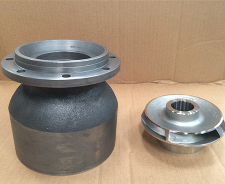 Stainless Steel Submersible Water Pump Impeller