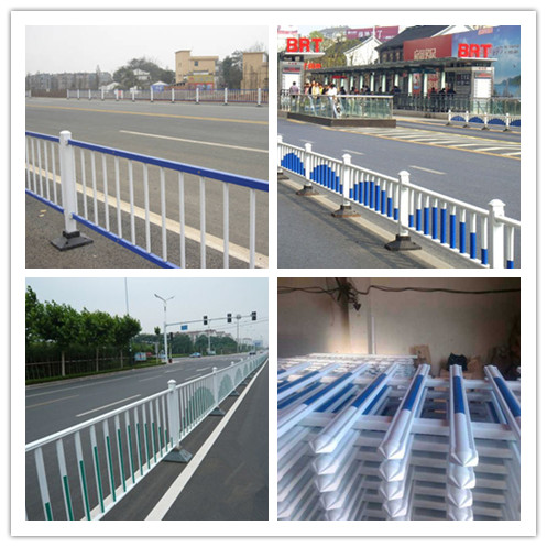 High Quality Low Price White Garden Fence