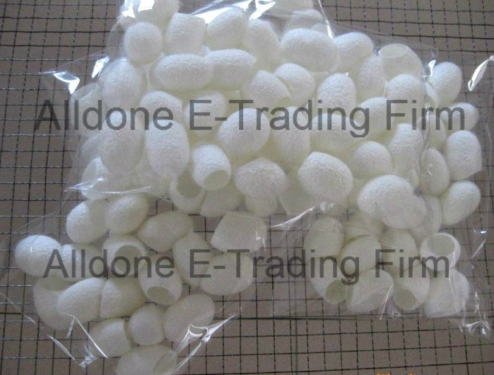 High Quality Silk Cocoons for Crafting, Handmade Accessories