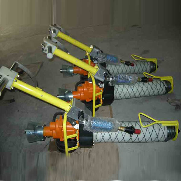 Handheld Mining Tunneling Pneumatic Roof Bolter Jumbolter for Sale