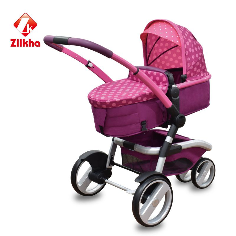 Baby Stroller with Frame and Two in One