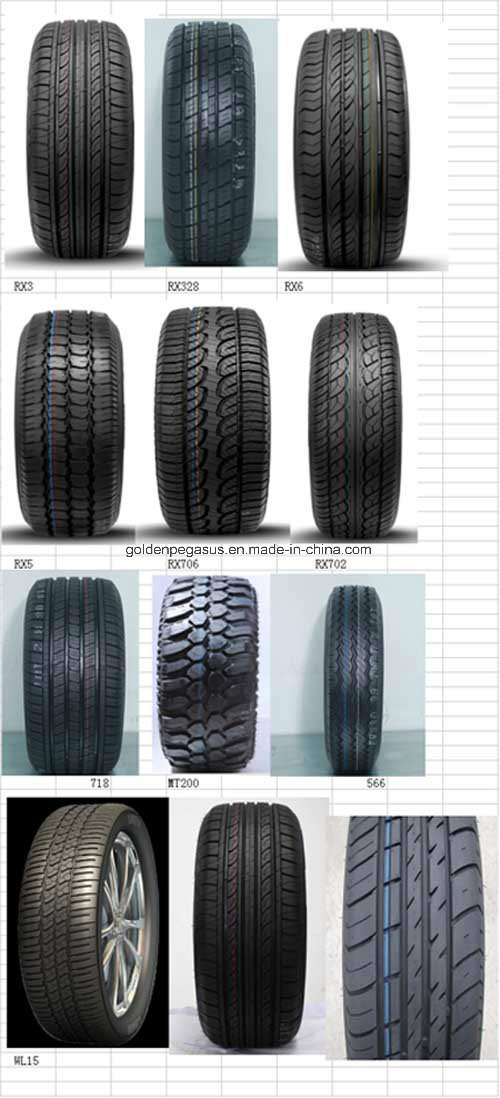PCR Tyre with High Qualty and Competitive Price. 185/70r14 195/60r15