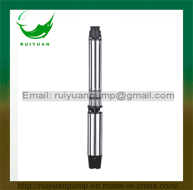 6sr Good Quality Deep Well Submersible Water Pump